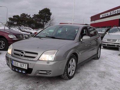 """begagnad Opel Signum 3.2 V6 """"Cosmo"""" Fullutr Aut Skinn"""