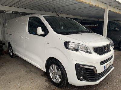 begagnad Peugeot Expert L3 180hk AUT Pro+ Värmare/Drag