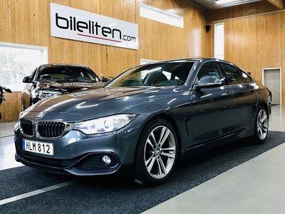 begagnad BMW 420 Gran Coupé d D Sport Line Aut EU6 190hk