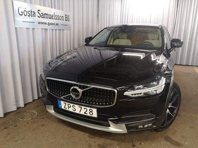 begagnad Volvo V90 CC D4 AWD Advanced SE, Vinterhjul