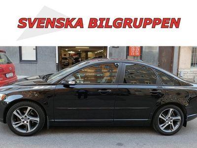 begagnad Volvo S40 1.6 DRIVe Momentum Skinn Värmare