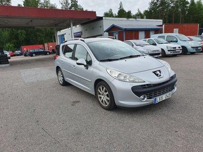 begagnad Peugeot 207 1.6 K-kedja Bes Nyservad D-krok