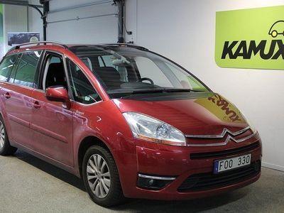 begagnad Citroën C4 Picasso 7-sits Aut M&K-uttag Nyservad