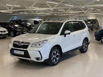 begagnad Subaru Forester 2.0 4WD AUT XT 241hk