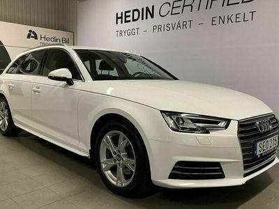 begagnad Audi A4 Avant 2.0 TDISPORT / DRAGKROK / VINTERHJUL /