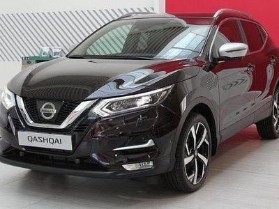 begagnad Nissan Qashqai Tekna+ FÖRETAGSLEASING