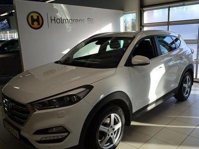 begagnad Hyundai Tucson 4WD 2017, SUV 229 800 kr