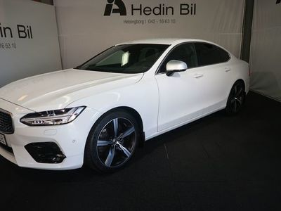 used Volvo S90 T6 AWD Geartronic R-Design 320hk