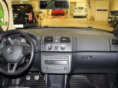 begagnad Skoda Fabia TSI Monte Carlo 2014, Halvkombi 74 900 kr