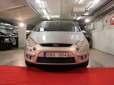 begagnad Ford S-MAX 2.5 7-sits 220hk