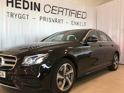 begagnad Mercedes E300 SEDAN DEMO DRAG AMG PREMIUMPAKET