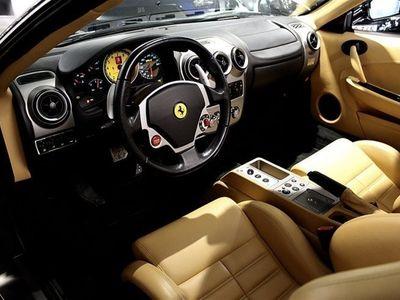begagnad Ferrari F430 Spider F1 Carbon Package