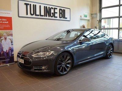 begagnad Tesla Model S 70D AWD 7 Sits Autopilot Supercharge