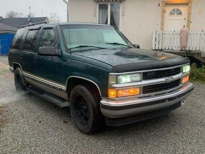 begagnad Chevrolet Tahoe 5,7L Vortec