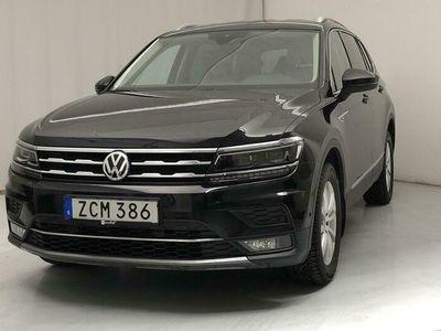 begagnad VW Tiguan Allspace 2.0 TDI 4MOTION (190hk)