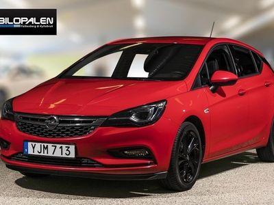 begagnad Opel Astra Dynamic 5dr 1.4t125 -19