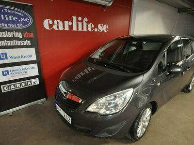 begagnad Opel Meriva 1.4 Turbo 2011, SUV Pris 49 900 kr