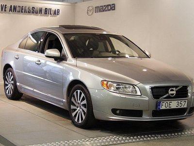 begagnad Volvo S80 D5 Summum Automat Parkeringsvärmare
