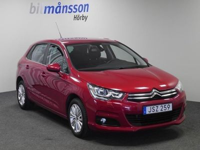 begagnad Citroën C4 BlueHDi 120hk Feel -16