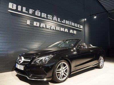begagnad Mercedes E250 E BenzCab AMG Sport Euro6 2014, Cab 329 000 kr
