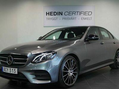 begagnad Mercedes E350 AMG SE EDITION 258HK