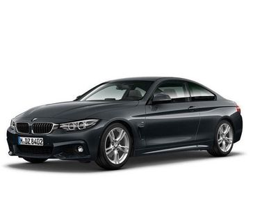 begagnad BMW 420 d xDrive Coupé M Sport Automat Navigation
