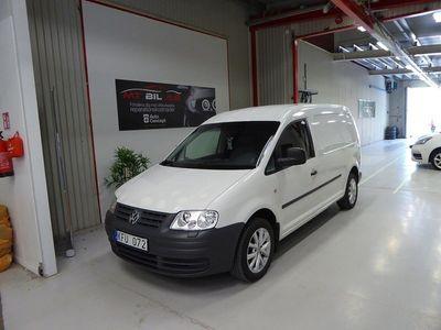 gebraucht VW Caddy Maxi 2.0 EcoFuel 109hk