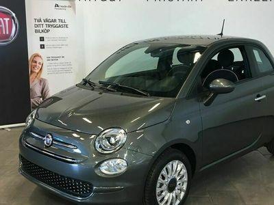 begagnad Fiat Coupé Fiat 500 Hybrid