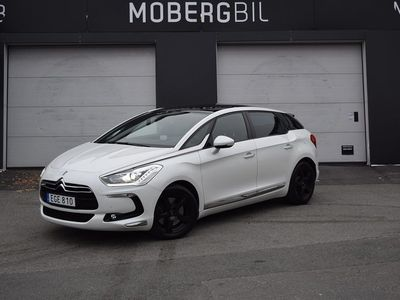 begagnad Citroën DS5 2.0 BlueHDi 181hk AUT EU6 PANORAM -14