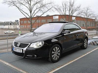 begagnad VW Eos 2.0 TDI-140hk Sport Cab Aut