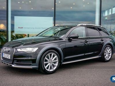 usado Audi A6 Allroad 3.0 TDI 190hk S-tronic