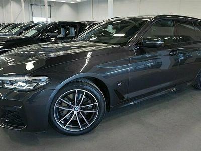 begagnad BMW 520 d xDrive LCI M-Sport Navi Värmare HiFi Drag