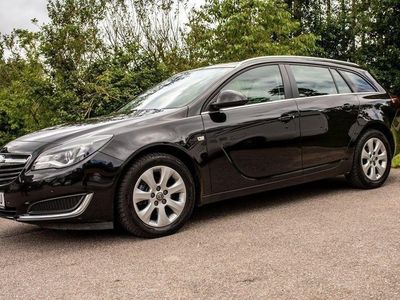 begagnad Opel Insignia Sports Tourer 1.6 CDTI