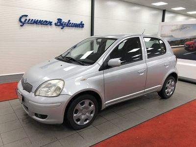 begagnad Toyota Yaris 1.3 VVT-i 87hk 5Dr