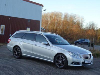 begagnad Mercedes E250 212 KCGI