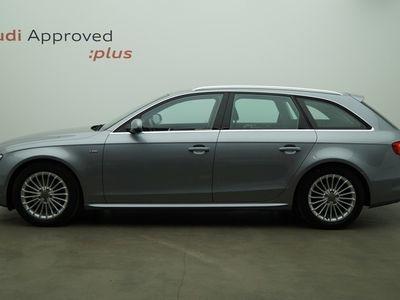 usata Audi A4 Avant 2.0 TDI 150hk EU6