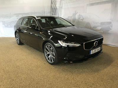 begagnad Volvo V90 D4 Momentum Edition, Klimat-pkt VOC, Dragkrok