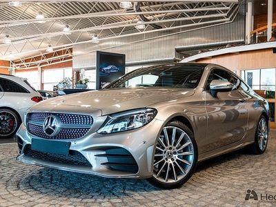 begagnad Mercedes C200 Coupé // AMG Line //