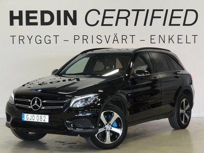 begagnad Mercedes GLC350 Plug-In-Hybrid Navi Panorama