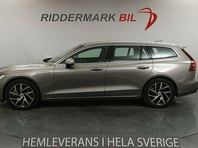 begagnad Volvo V60 T6 AWD Twin Engine (340hk) Momentum, Advanced Edition