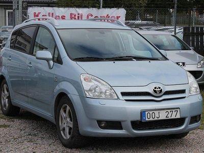 begagnad Toyota Corolla Verso 2.2 D-4D D-CAT 7-sits 17 -06
