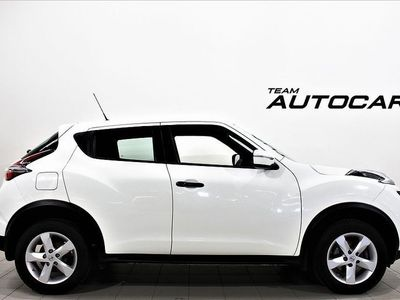 begagnad Nissan Juke 1.6 94hk Euro 6 Acenta