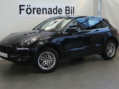 begagnad Porsche Macan S Diesel 3.0