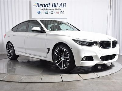 begagnad BMW 330 d XDrive GT Innovation Edition M-Sport 2019, Sedan 573 500 kr