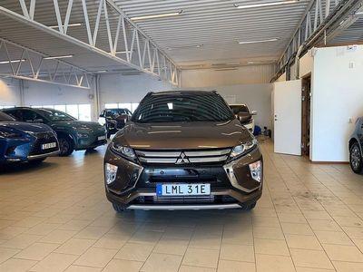 begagnad Mitsubishi Eclipse Cross Ns3 1.5T CVT 4WD Business