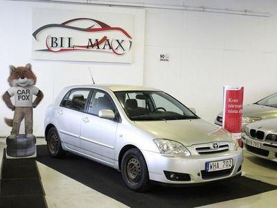 brugt Toyota Corolla 5-dörrar Halvkombi 1.6 VVT-i 110hk