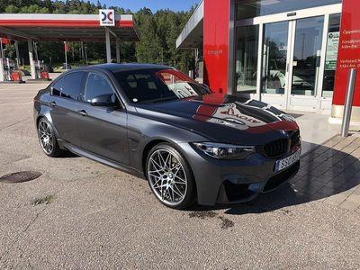 begagnad BMW M3 competition 450hk dct / h&k / momsbi -18