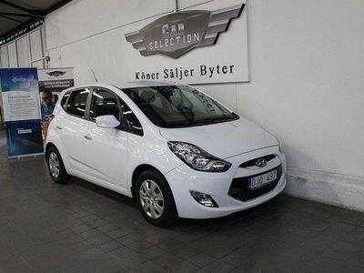 begagnad Hyundai ix20 1.4 CRDi 90hk 2800-Mil