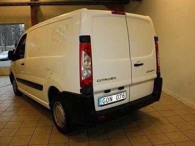 begagnad Citroën Jumpy III 2.0 HDI Skåp (120hk)