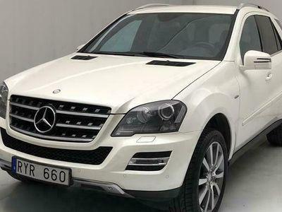 begagnad Mercedes ML350 CDI 2011, SUV Pris 180 000 kr